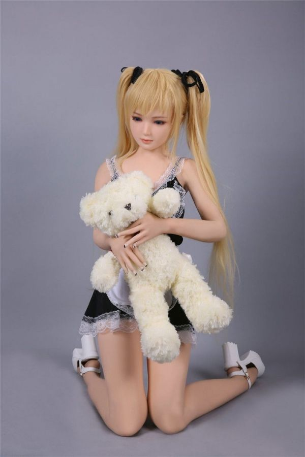 168cm 5ft6 Young Blonde Sex Doll Cute Realistic Sex Doll -Trista