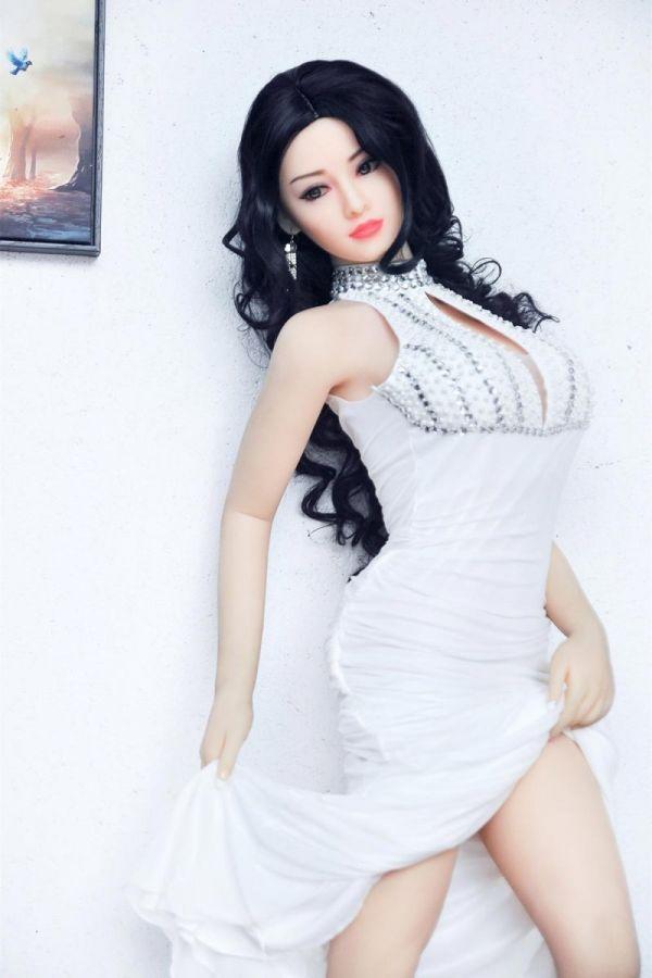158cm 5ft2 Modern Girl Love Doll Sexy Girl Sex Doll -Riya