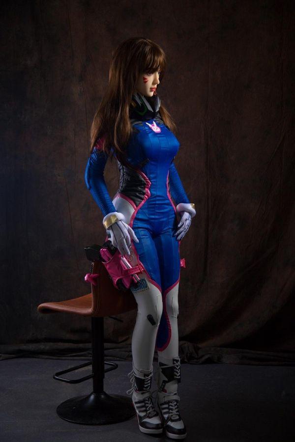 168cm 5ft6 Curvy Love Doll Super Real Sex Doll -Agata