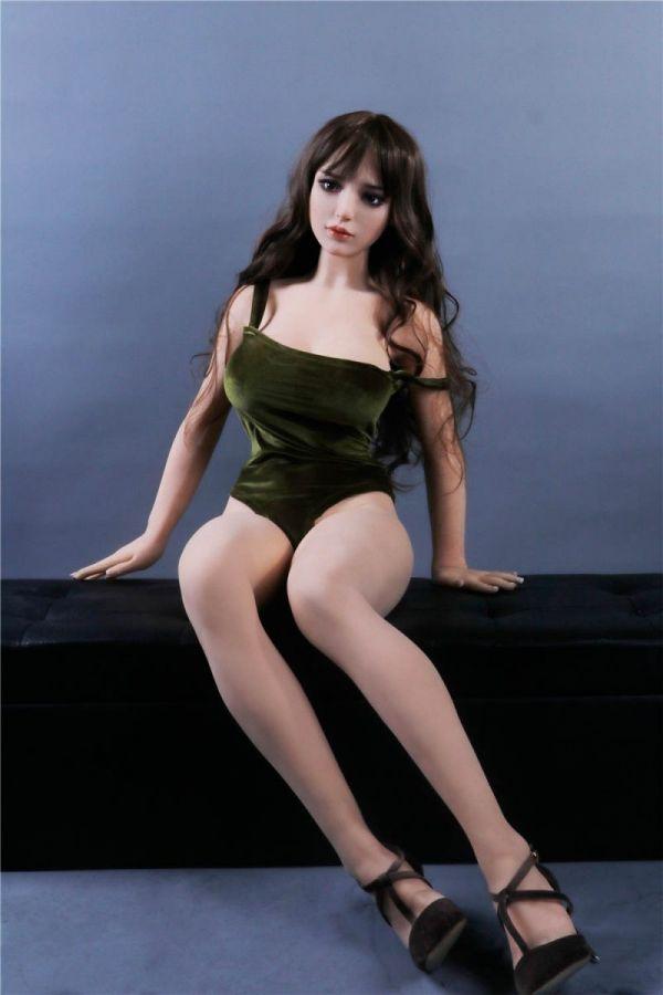 168cm 5ft6 Thin Waist Busty Love Doll Super Hot Sex Doll -Zanna