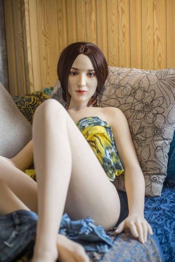 168cm 5ft6 Classical Beauty Love Doll Beautiful Asian Sex Doll -Zixuan