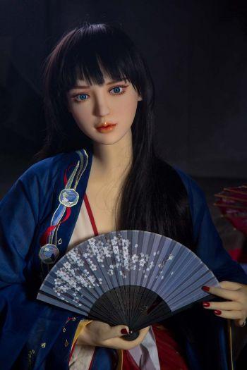 168cm 5ft6 Beautiful Asian Girl Curvy Lifelike Sex Doll -Adrianne