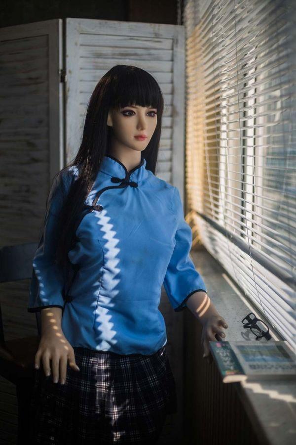 168cm 5ft6 High Quality Asian Sex Doll -Shawna