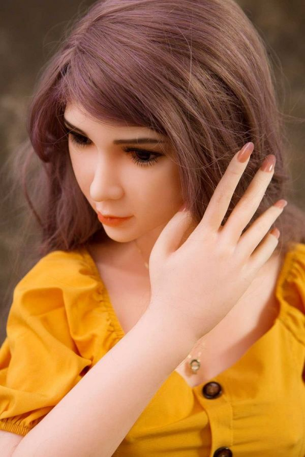 145cm 4ft9 Ultra Real Silicone Sex Doll Mature Love Doll -Brisa