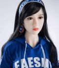 158cm 5ft2 Young Asian Girl High Quality Beautiful Sex Doll -Myrna