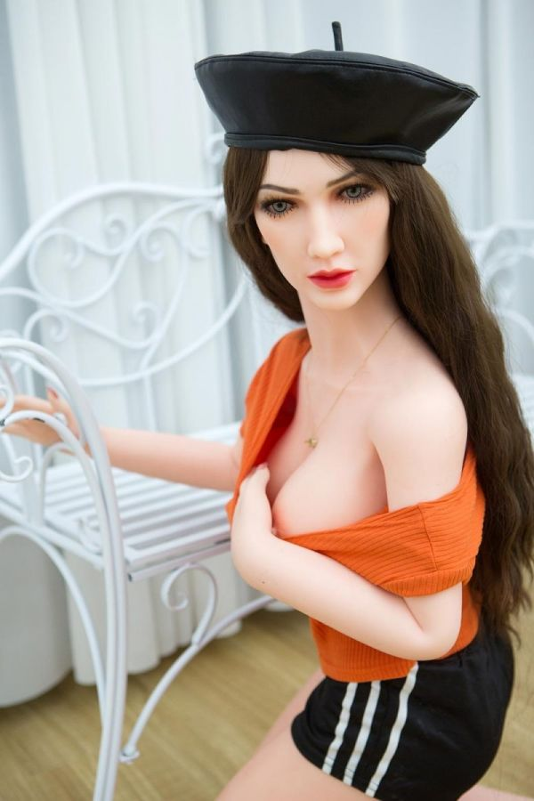 145cm 4ft9 Fcup Silicone Sex Doll Angeline Amodoll
