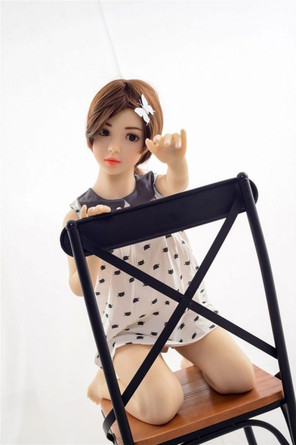 132cm 4ft4 Petite Sex Doll Young Love Doll Hortense
