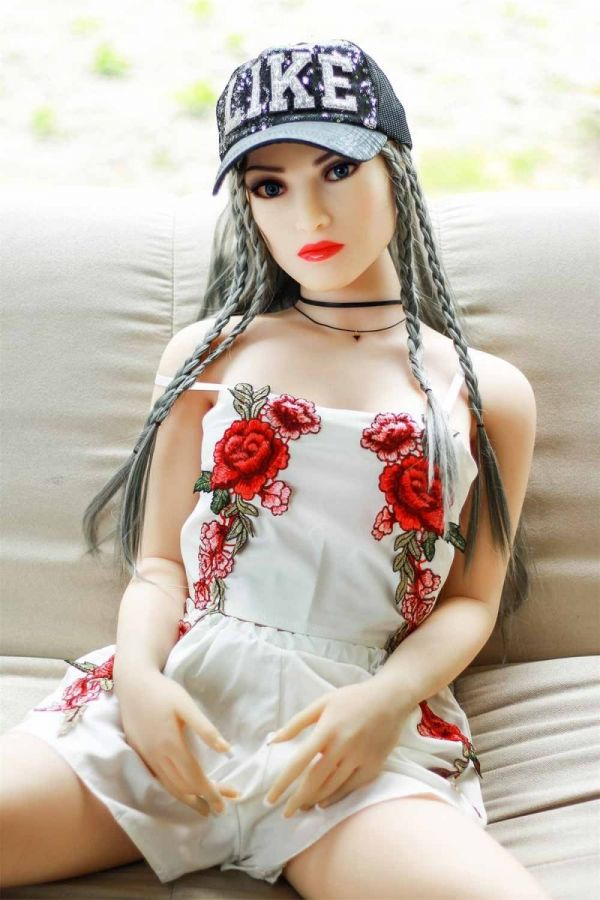 158cm 5ft2 European Love Doll Life-sized Sex Doll -Gemma