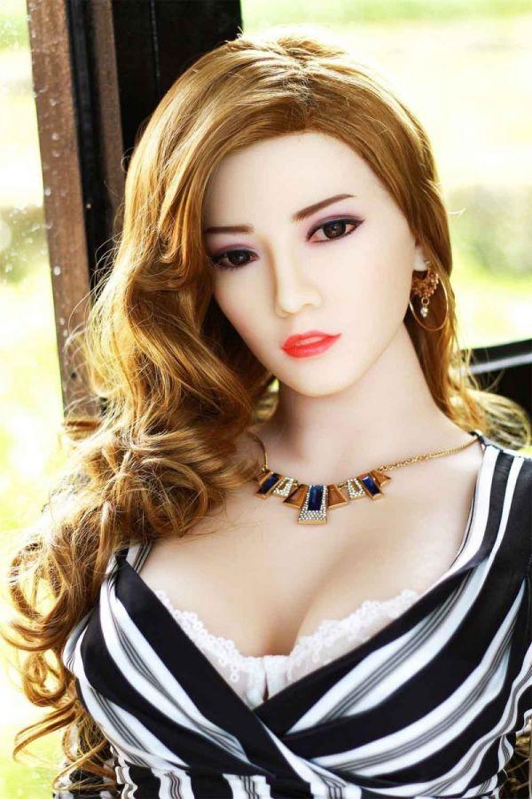 158cm 5ft2 Modern Girl Love Doll Real Sex Doll for Men -Diya