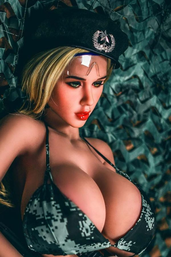 150cm 4ft11 Large Boobs Sexy Love Doll Lifesized Sex Doll -Olivia