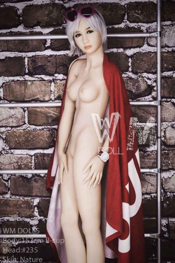 157cm 5ft2 WM Lifelike Sex Doll High Quality Love Doll -Rekeisy