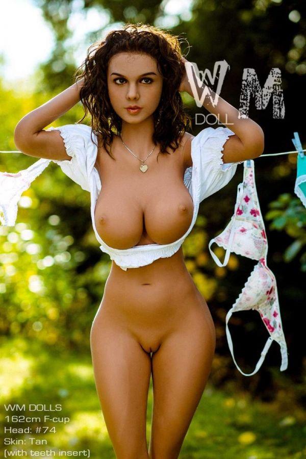 162cm 5ft4 Big Tits Beautiful Sex Doll -Ema