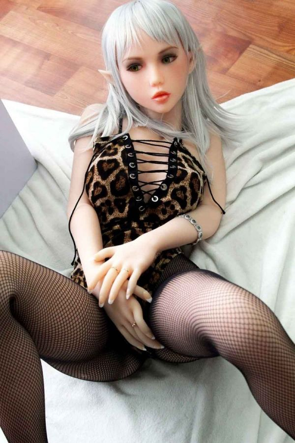 145cm 4ft9 Most Sexiest Elf Sex Doll for Man Ayako