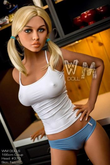 166cm 5ft5 WM Tanned Sex Doll Lifesized Real Love Doll-Valencia