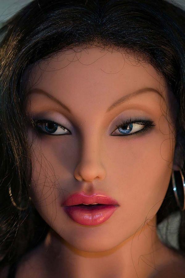 155cm 5ft1 Super Hot Tanned Sex Doll -Leyla