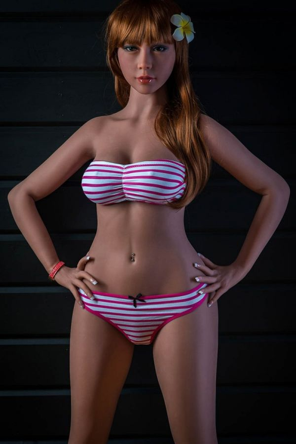 160cm 5ft3 Busty Real Sex Doll Super Sexy Love Doll Lily