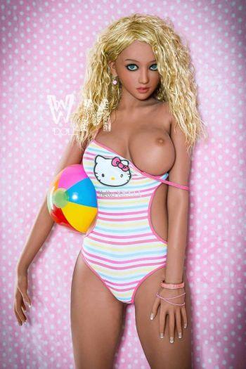 162cm 5ft4 WM Lovely Sex Doll Lifelike Love Doll -Rosemary