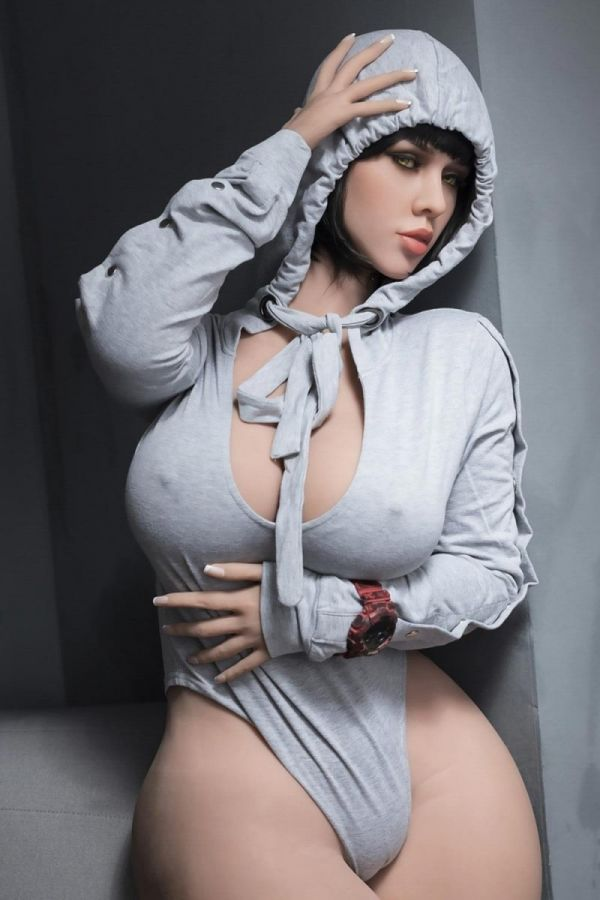 163cm5ft4 Large Breasts Sex Doll Wide Hips Love Doll -Addiso