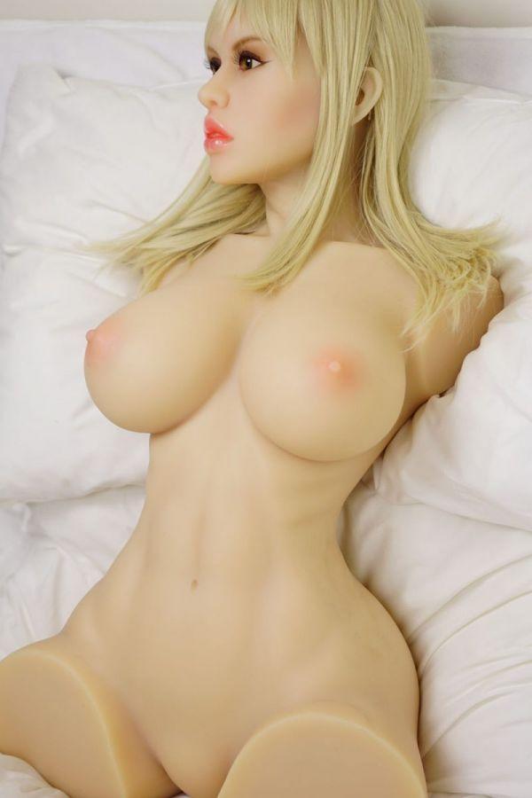 80cm 2ft7 Love Doll Halft Body Torso Sex Doll Ella