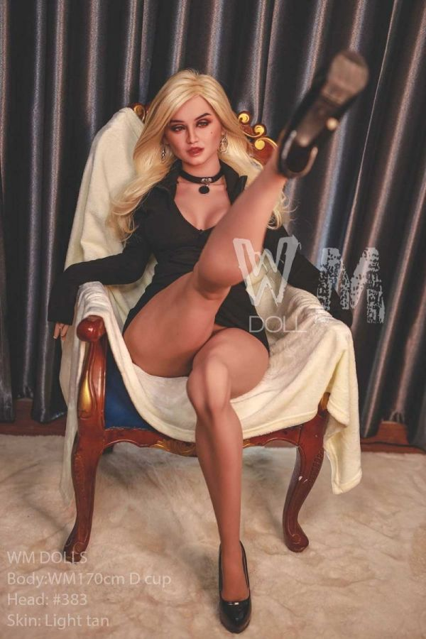 170cm 5ft7 Muscular Large Breasts Real Love Doll- Daphne