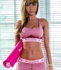 172cm 5ft8 Slim Realistic Sex Doll Super Model Love Doll -Emmalee