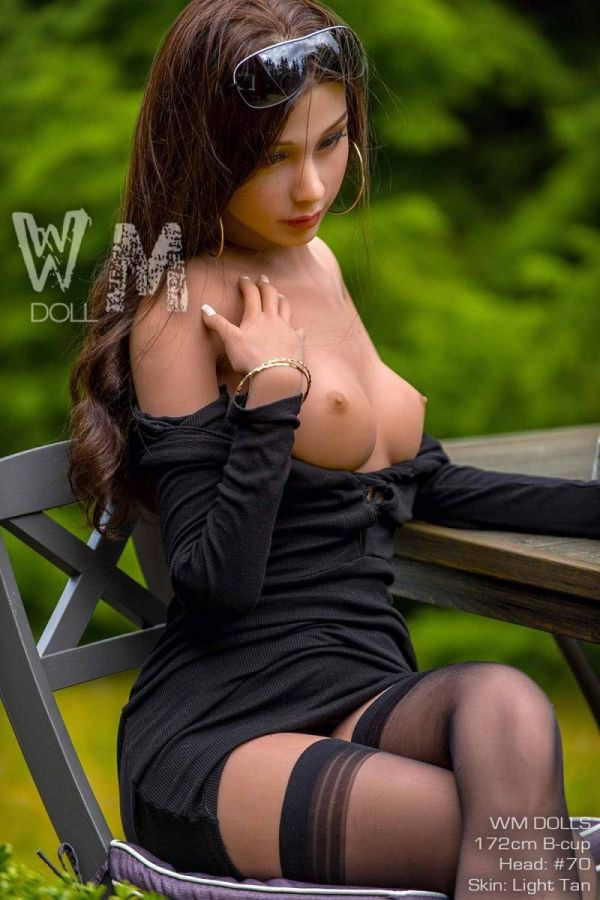 172cm 5ft8 Small Breasts Japanese Real Sex Doll -Willa