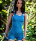 172cm 5ft8 Slim Tanned Sex Doll High Quality Love Doll-Willow