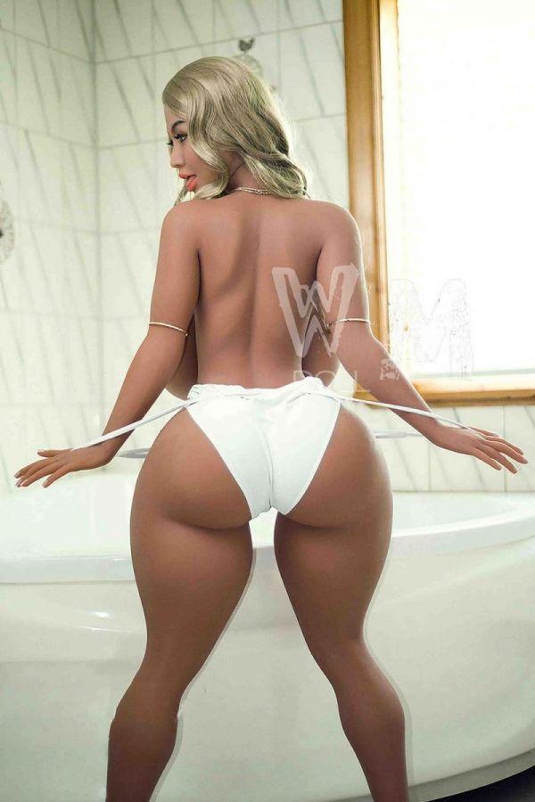 150cm 4ft11 Huge Breasts Fat Asses Sex Doll -Jazlynn