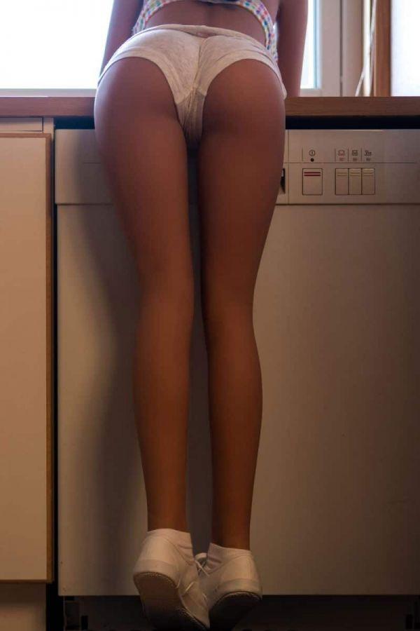140cm 4ft7 Big Breasts Blonde Sex Doll Mia