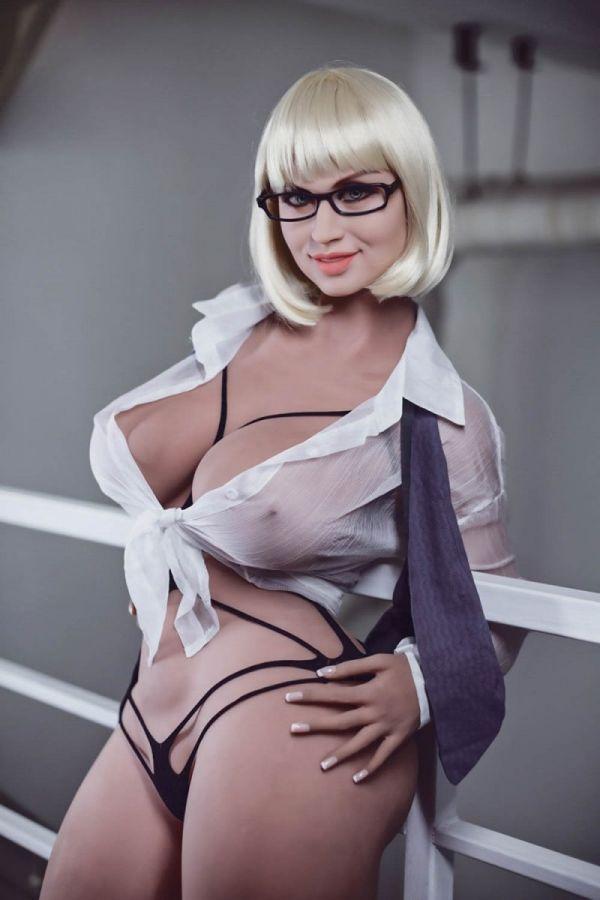 163cm 5ft4 BBW Fat Sex Doll Mature MILF Love Doll-Megan