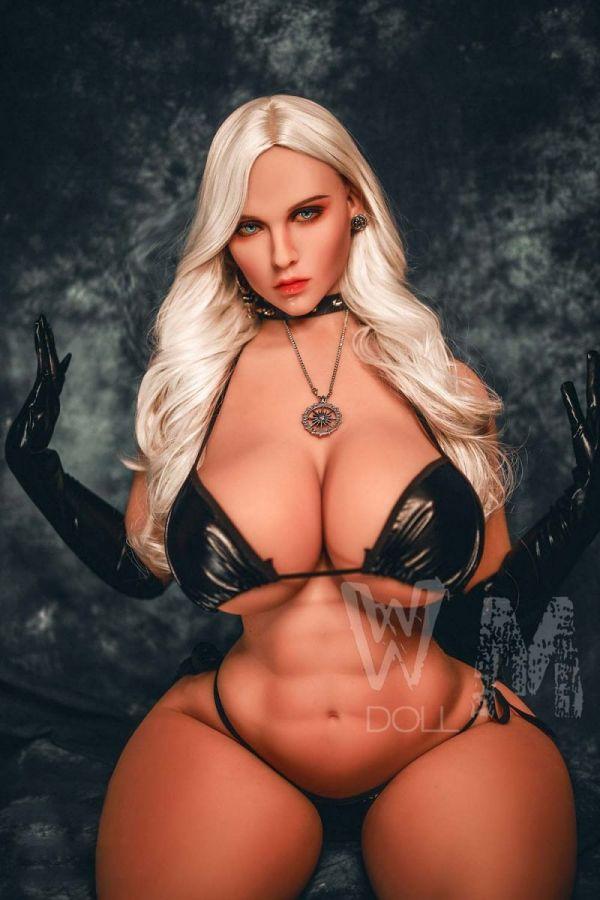 173cm 5ft8 Huge Breasts Fat Asses BBW  Female Sex Doll -Belinda