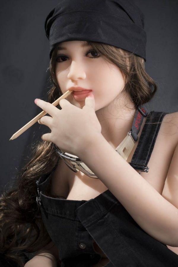 145cm 4ft9 Lovely Asian Real Sex Doll for Men-Beate