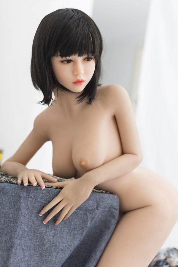 145cm 4ft9 Medium Sized Real Sex Doll -Bernice