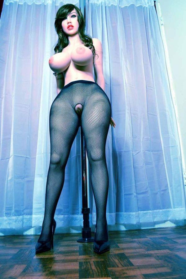 152cm 4ft12 Huge Boobs Fat Ass Realistic Sex Doll -Timotha