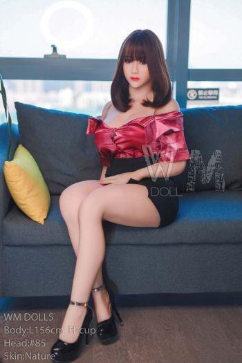 156cm 5ft1 Big Breast Korean Female Sex Doll- Tami