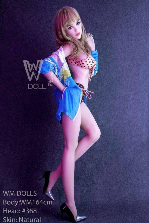 164cm 5ft5 Blonde Real Sex Doll For Men- Wynne