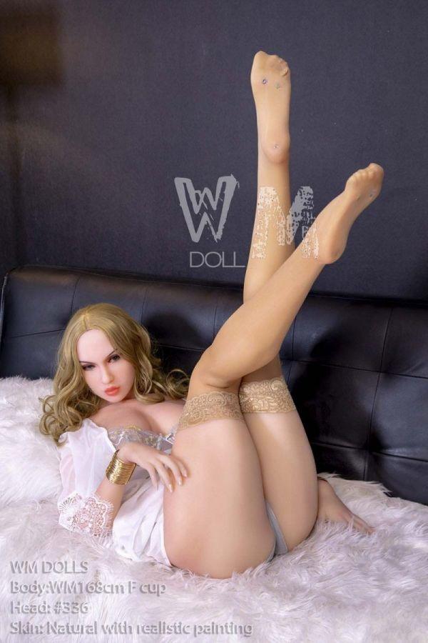 168cm 5ft6 Big Boobs Mature Female Sex Doll -Virgee
