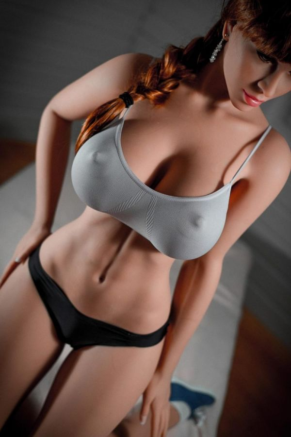 170cm 5ft7 Ultra Realistic Big Round Boobs Sex Doll With Thin Waist -Tammy