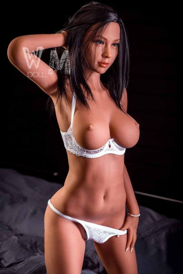 172cm 5ft8 Tanned Skin Slim Real Sex Doll Sierra