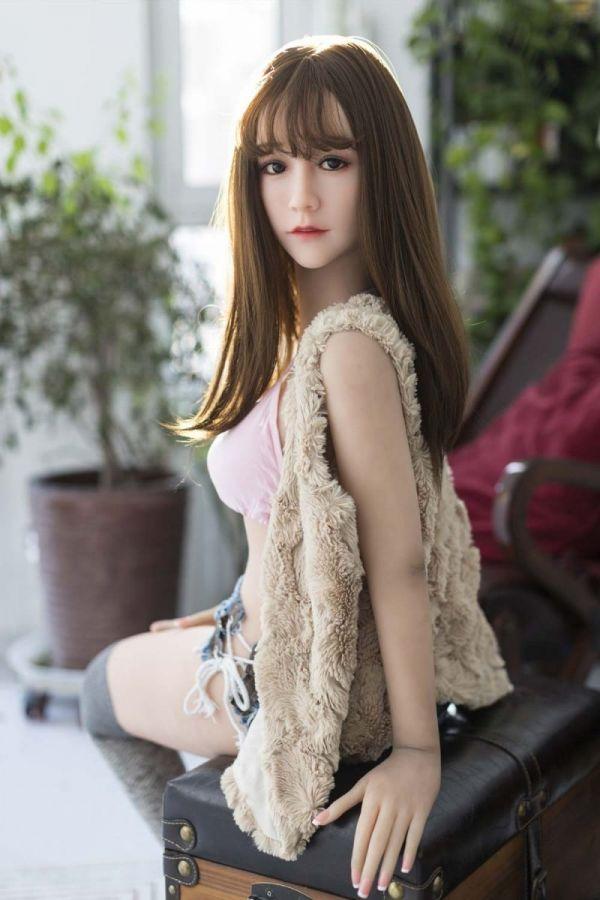 145cm 4ft9 Beautiful Young Sex Doll for Men- Bernadette