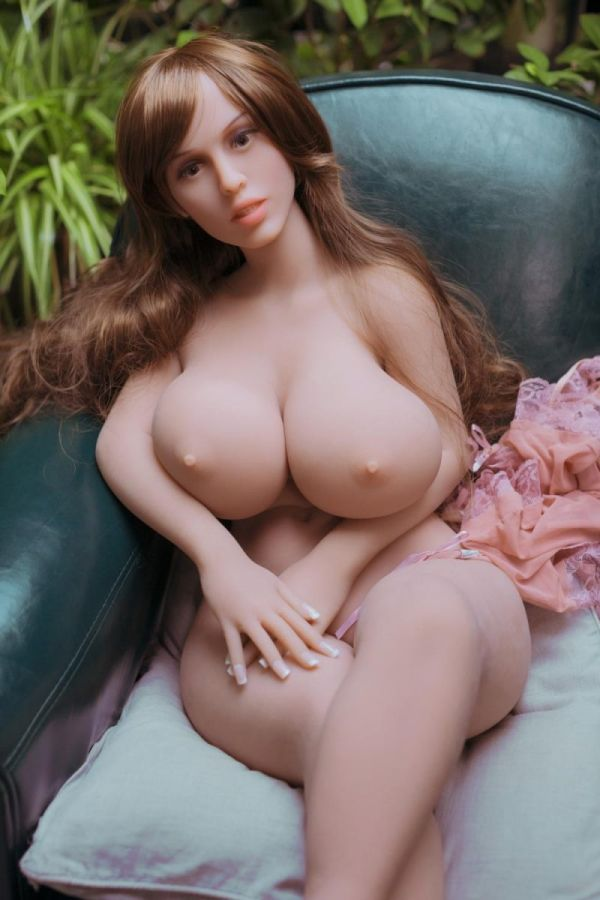 108cm 3ft7 Mature Women TPE Sex Doll with Big Tits Lina