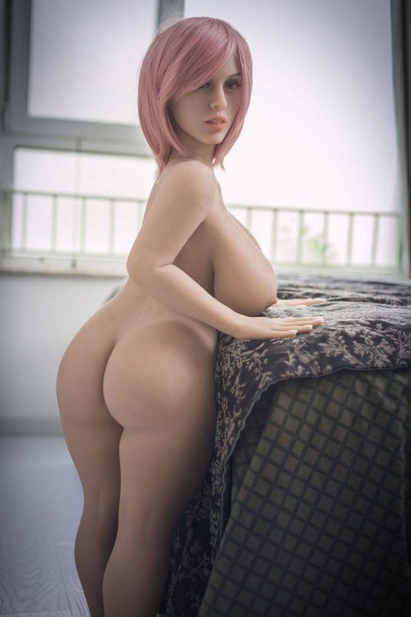 108cm 3ft7 Big Boobs Mini Realistic Sex Doll for Men -Benjamin