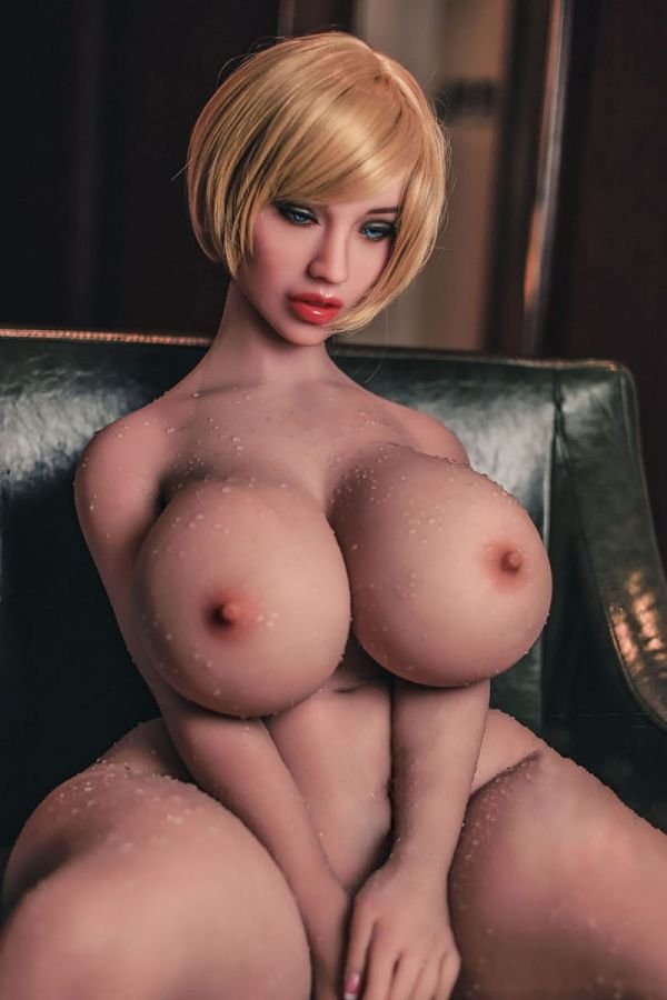 150cm 4ft11 Big Boobs Thick Thighs Fat Hips Real TPE Sex Doll -Ada