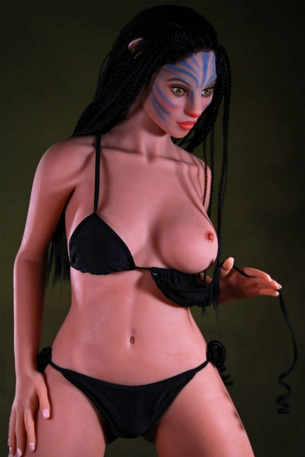 158cm 5ft2 Ultra Realistic Elf  TPE Sex Doll -Stacey