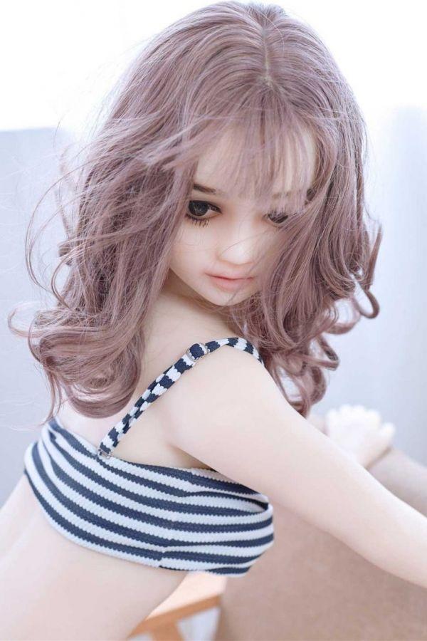 145cm 4ft9 Seductive Lifelike Love Doll for Man Ophelia