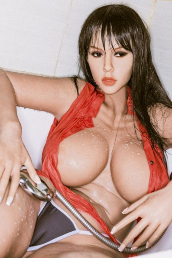 163cm Huge Tits Fat Asses TPE Sex Doll -Rebecca