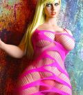 163cm 5ft4 Blonde BBW Chubby Real Sex Doll -Amber