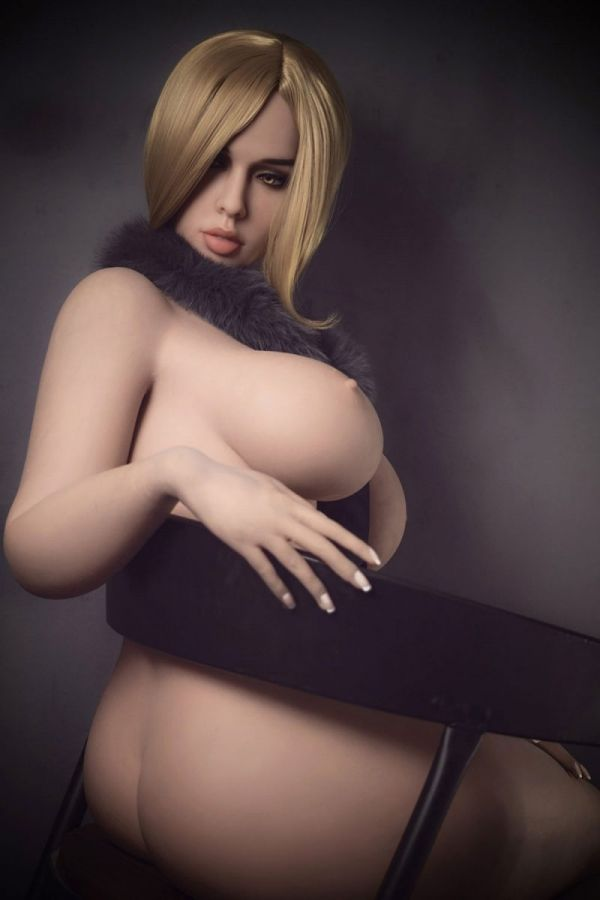 163cm 5ft4 Super Sexy Mature BBW TPE Sex Doll -Sofia