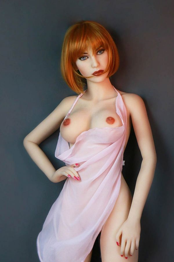 163cm 5ft4 Super Sexy Lifelike TPE Sex Doll -Moon