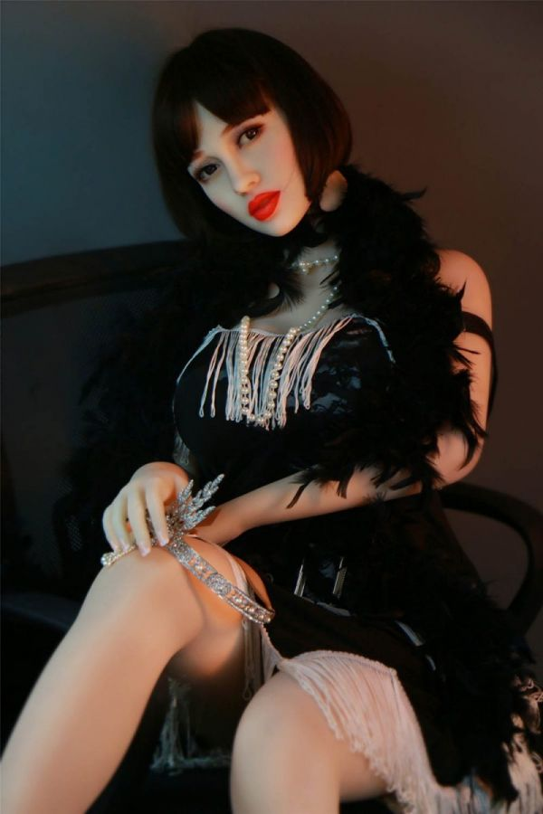 163cm 5ft4 Charming Mature Realistic Sex Doll -Prudence